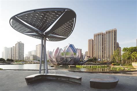 lotus in china the lotus building in wujin china architecture design