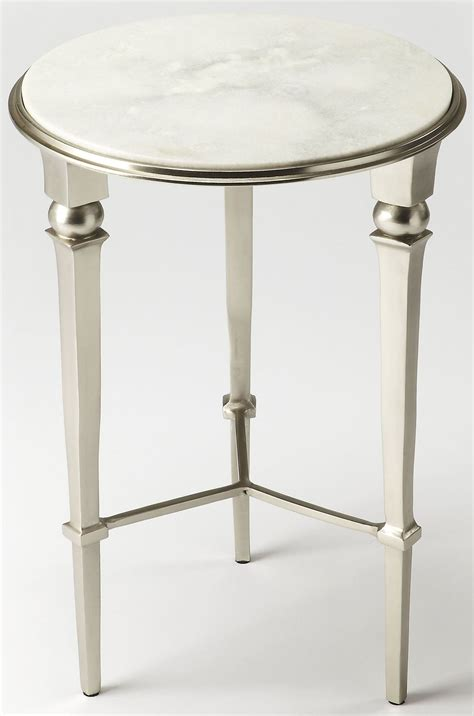marble end table darrieux marble end table 3667260 butler