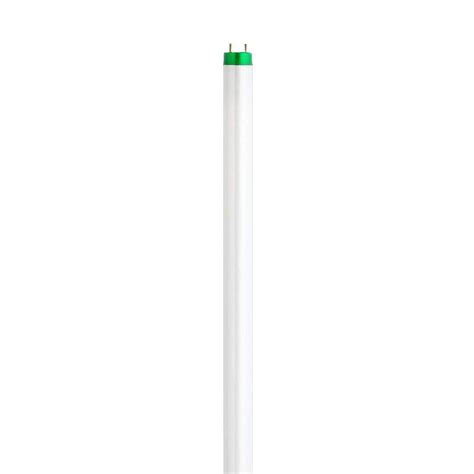 Lu Philips 32 Watt philips 4 ft t8 32 watt alto soft white 3000k linear
