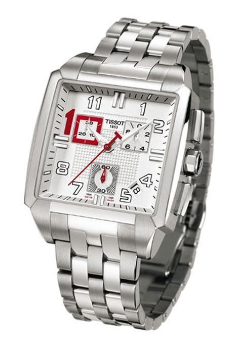Tissot T0354391603101 Couturier Michael Owen 2011 Gmt Le reloj tissot michael owen