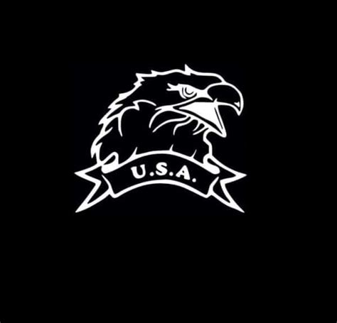 Window Decals Usa by Usa Eagle Vinyl Decal Stickers