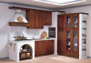 Kitchen Modular Design Rustic Modular Kitchen Designs