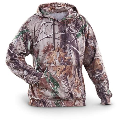 Sweater Camo 7 camo pullover hoodie 422326 camo shooting shirts at sportsman s guide