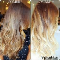 define ombre new hair colors 2014 sombr 233 for a softer transition