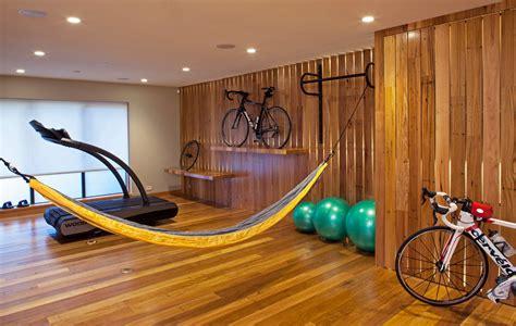 Garage bike storage home gym contemporary with home gym wood floors medium hardwood