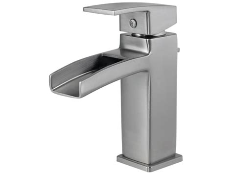 trough bathroom faucet pfister kenzo single control trough bath faucet brushed