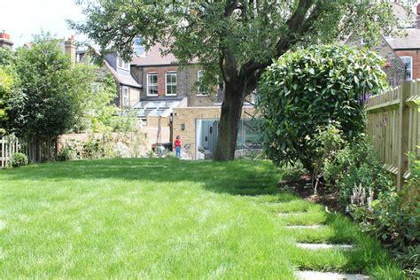 designer summer orchard garden  dulwich  canopies