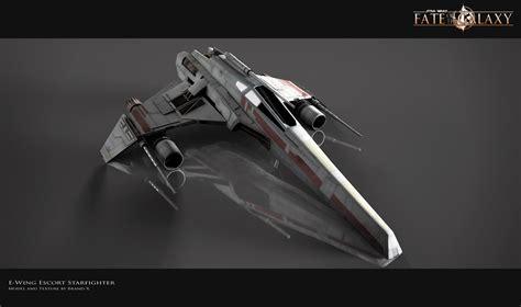 Custom Foto 1 e wing starfighter by brandx0 on deviantart