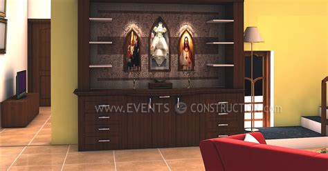 Design Ideas For Open Living And Dining Room - roopakoode at prayer hall home