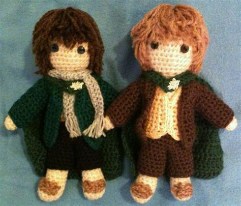 amigurumi ring pattern 17 best images about middle earth crochet on pinterest