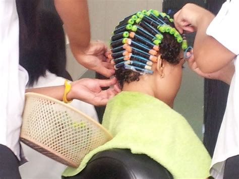 woman giving a sissy perm 17 best images about curler on pinterest stylists wraps