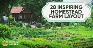 Farming In Your Backyard - 28 farm layout design ideas to inspire your homestead dream