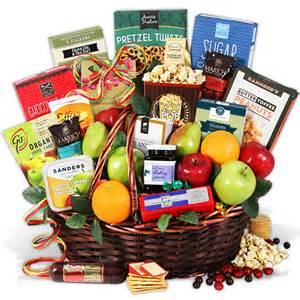 Fruit Gift Baskets Estate Collection Fruit Gift Basket By Gourmetgiftbaskets Com