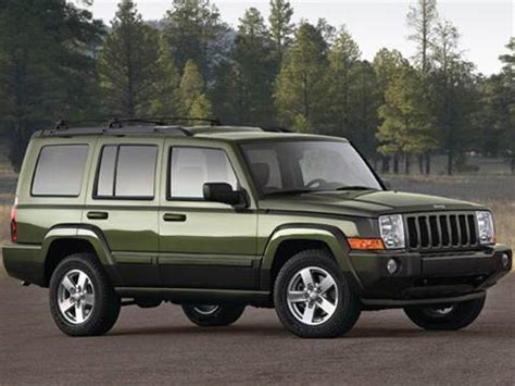 2008 jeep commander pricing ratings reviews kelley blue book