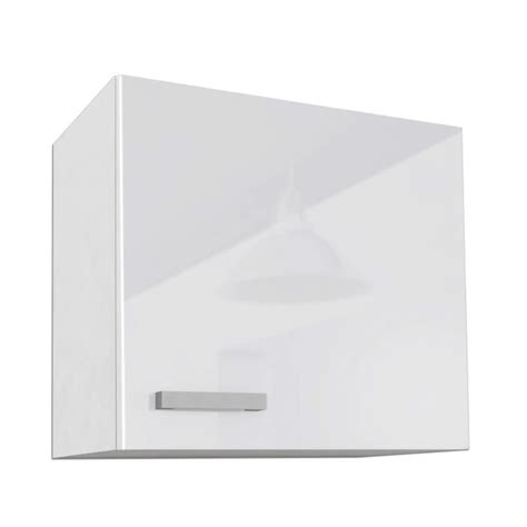 caisson de cuisine haut start caisson haut de cuisine l 60 cm blanc brillant