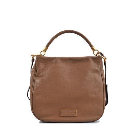 Bag Marc by Marc By Marc Hobo To Handle Bag In Brown Lyst