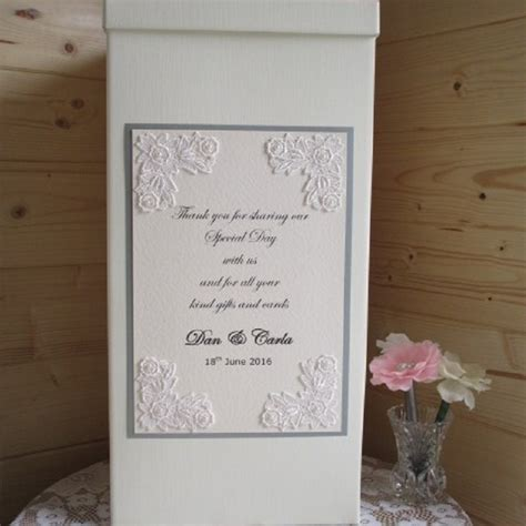 Lace Wedding Cards