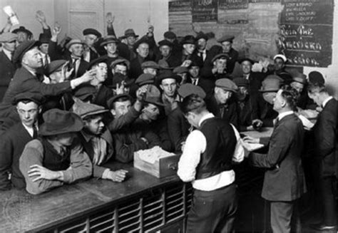 Panci Infusa the great depression american hardship in the 1930s