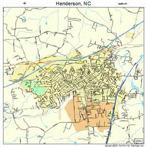 henderson carolina map 3730660