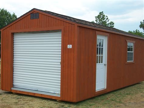 Garage Portable Buildings by Portable Garages
