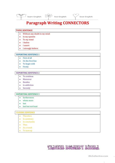paragraph structure worksheet paragraph writing worksheets worksheets releaseboard free printable worksheets and activities