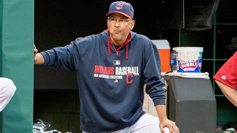 xavier bobblehead cleveland indians giving away a terry francona scooter