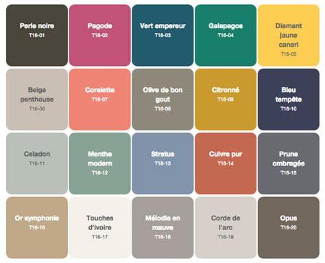 Couleur Tendance 2016 couleurs tendance d 233 coration inspiration design