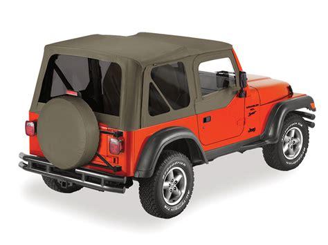 Jeep Tj Soft Top Parts 2011 Jeep Wrangler Soft Top Parts List