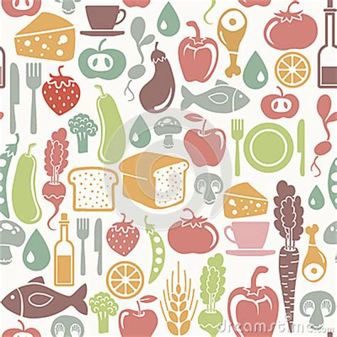 image pattern food healthy food pattern stock image image 27566601