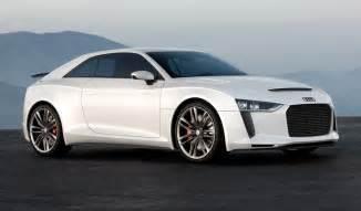 Audi Sportscar New Audi Mid Engine Sports Car To Slot In Below R8