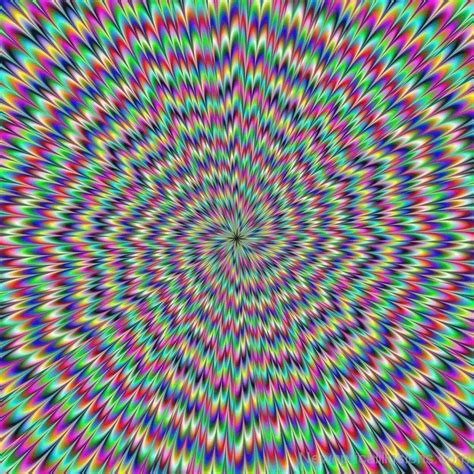move color optical illusions
