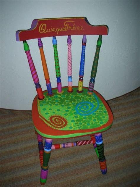 concours photo customisation quinqua chaise