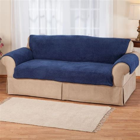 oakridge sofas reviews sherpa loveseat protector by oakridge comforts walter drake