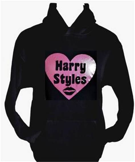 Hoodie Pink Write One Direction harry styles one direction 1d black hoodie with pink glitter age 5 15 ebay