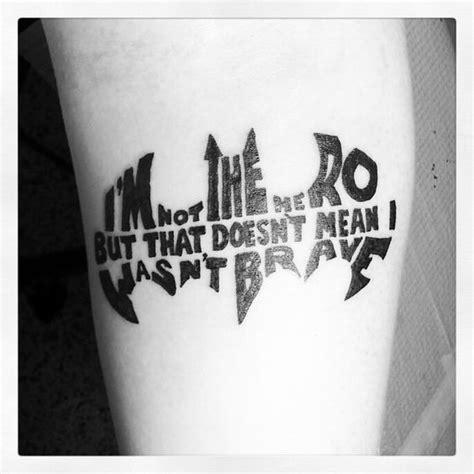 grandma batman tattoo lyrics tegan sara tattoo in the shape of the batman symbol