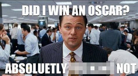 Wolf Of Wallstreet Meme - leonardo dicaprio fans set twitter alight as poorleo