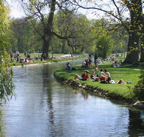 Biergarten München Englischer Garten Nord by Englischer Garten Il Giardino Inglese Di Monaco Di Baviera
