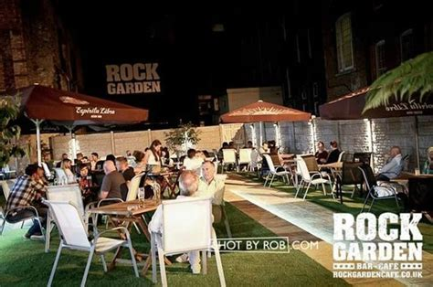 Rock Garden Cafe Rock Garden Entrance Picture Of Rock Garden Cafe Bar Torquay Tripadvisor