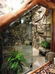 waterfall shower designs waterfall shower tropical bathroom ta by inside