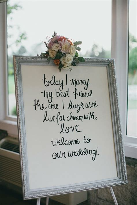 Wedding Quotes With Pictures by Quotes About Wedding Wedding Sign Inspiration Diy Your