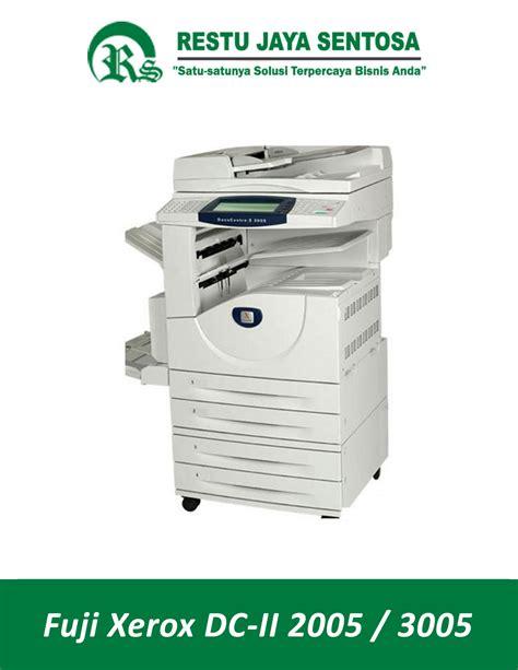 Mesin Fotocopy Xerox Dc 286 mesin fotocopy xerox rekondisi murah dan bergaransi