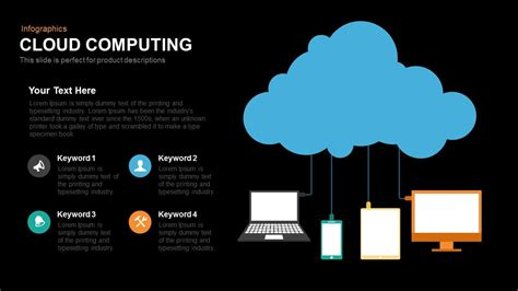 Cloud Computing Powerpoint And Keynote Template Slidebazaar Cloud Computing Ppt Templates Free