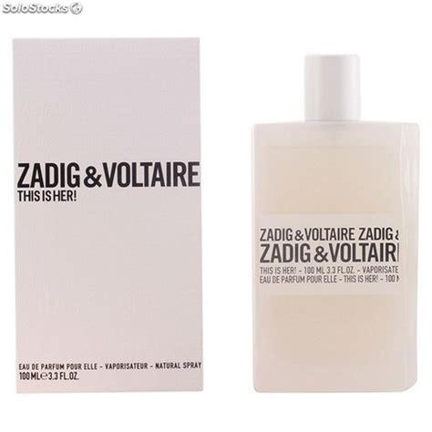 parfum femme this is zadig voltaire edp