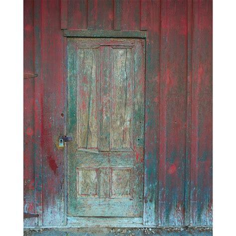 Rustic Barn Door Printed Backdrop Backdrop Express Barn Door Backdrop