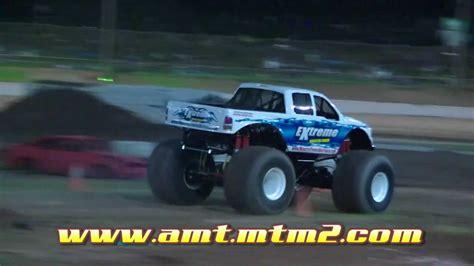 monster truck racing youtube monster truck world finals 3 extreme v samson racing