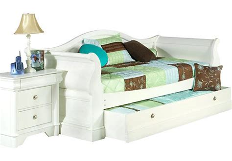 rooms to go day beds oberon daybed from rooms to go kids abby s room