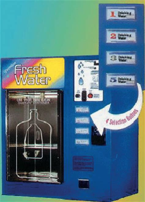 Water Dispenser Vending Machine window vend water vending machine wb usa