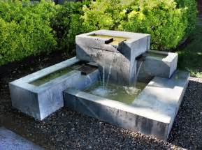 modern water feature minneapolis water feature design kg landscape