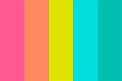 bright color combinations best 25 bright color palettes ideas on pinterest bright