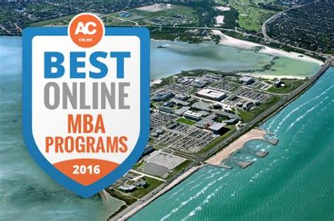 A M Corpus Christi Mba Program mba program at island ranked as one of